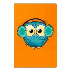 Блокнот А5 Winter owl