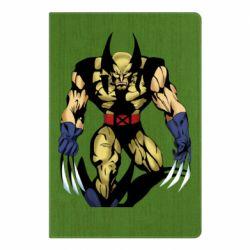 Блокнот А5 Wolverine comics