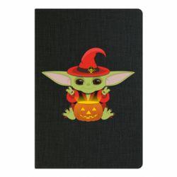 Блокнот А5 Yoda conjures