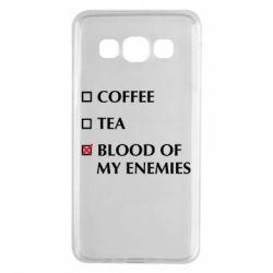 Чохол для Samsung A3 2015 Blood of my enemies