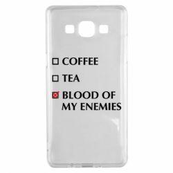 Чохол для Samsung A5 2015 Blood of my enemies