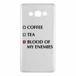 Чохол для Samsung A7 2015 Blood of my enemies