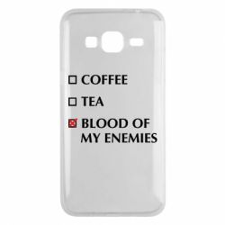 Чохол для Samsung J3 2016 Blood of my enemies