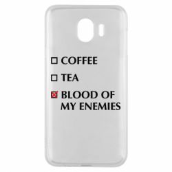 Чохол для Samsung J4 Blood of my enemies