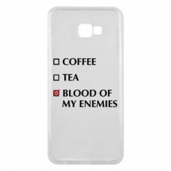 Чохол для Samsung J4 Plus 2018 Blood of my enemies