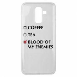 Чохол для Samsung J8 2018 Blood of my enemies