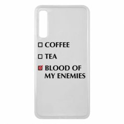 Чохол для Samsung A7 2018 Blood of my enemies
