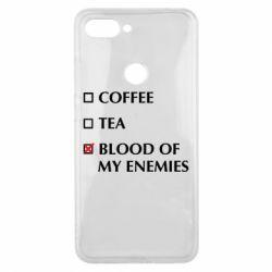Чохол для Xiaomi Mi8 Lite Blood of my enemies