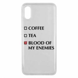Чохол для Xiaomi Mi8 Pro Blood of my enemies