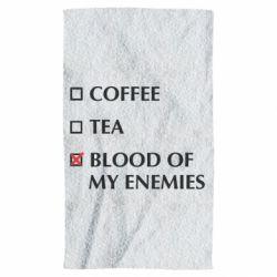 Рушник Blood of my enemies