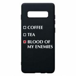 Чохол для Samsung S10+ Blood of my enemies