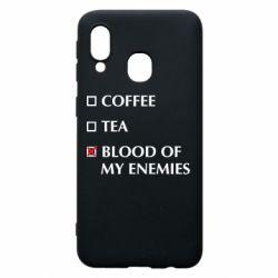 Чохол для Samsung A40 Blood of my enemies