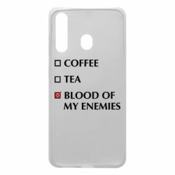 Чохол для Samsung A60 Blood of my enemies