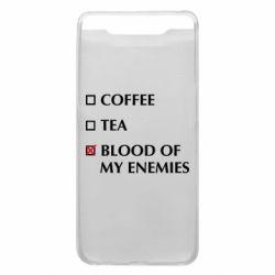 Чохол для Samsung A80 Blood of my enemies