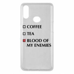 Чохол для Samsung A10s Blood of my enemies