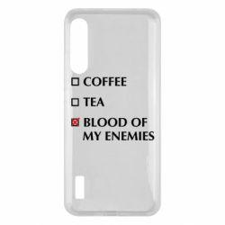 Чохол для Xiaomi Mi A3 Blood of my enemies