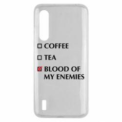 Чохол для Xiaomi Mi9 Lite Blood of my enemies