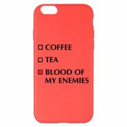 Чохол для iPhone 6 Plus/6S Plus Blood of my enemies