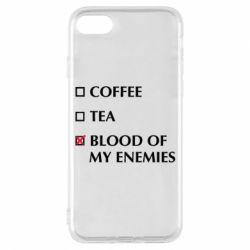 Чохол для iPhone 7 Blood of my enemies