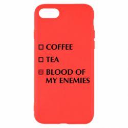 Чохол для iPhone 8 Blood of my enemies