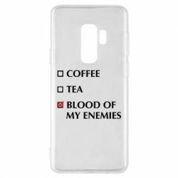 Чохол для Samsung S9+ Blood of my enemies