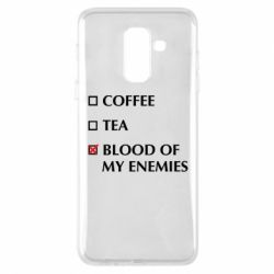 Чохол для Samsung A6+ 2018 Blood of my enemies