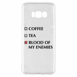 Чохол для Samsung S8 Blood of my enemies