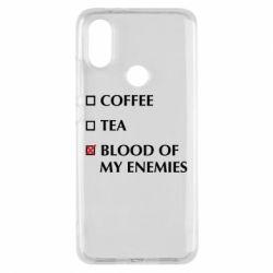 Чохол для Xiaomi Mi A2 Blood of my enemies