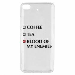 Чохол для Xiaomi Mi 5s Blood of my enemies