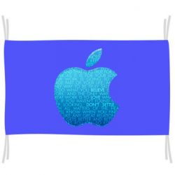 Флаг Blue Apple