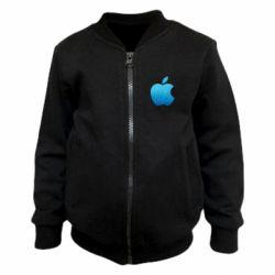 Детский бомбер Blue Apple