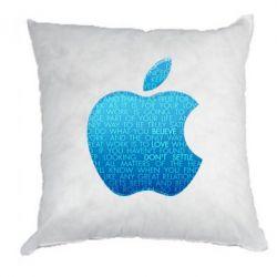 Подушка Blue Apple