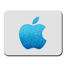 Коврик для мыши Blue Apple