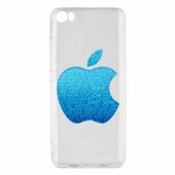 Чехол для Xiaomi Mi5/Mi5 Pro Blue Apple