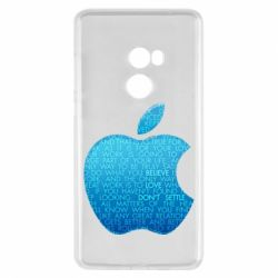 Чехол для Xiaomi Mi Mix 2 Blue Apple