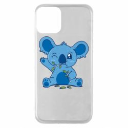 Чехол для iPhone 11 Blue koala