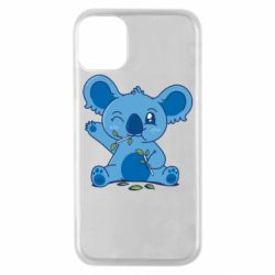 Чехол для iPhone 11 Pro Blue koala