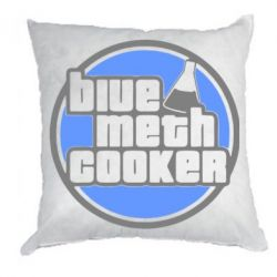 Подушка Blue Meth Cooker - FatLine