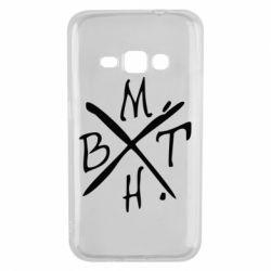 Чохол для Samsung J1 2016 BMTH