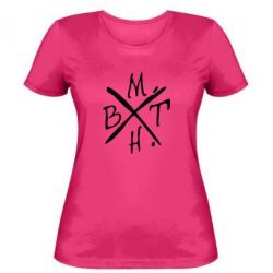 Женская футболка BMTH
