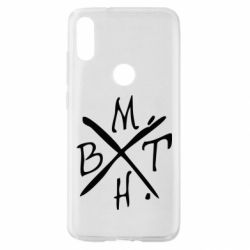 Чохол для Xiaomi Mi Play BMTH