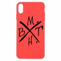 Чохол для iPhone X/Xs BMTH