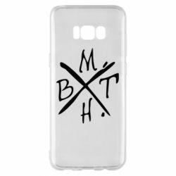 Чохол для Samsung S8+ BMTH