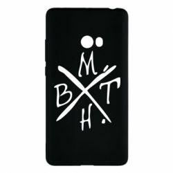 Чохол для Xiaomi Mi Note 2 BMTH