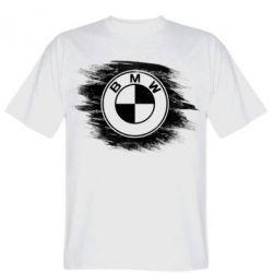 Чоловіча футболка БМВ арт