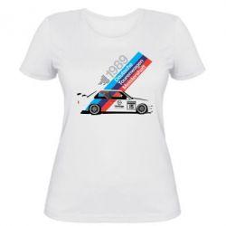 Женская футболка BMW 1989