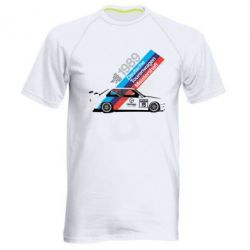 Мужская спортивная футболка BMW 1989