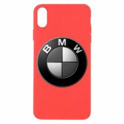 Чохол для iPhone X BMW Black & White - FatLine