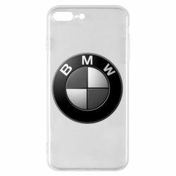 Чохол для iPhone 8 Plus BMW Black & White - FatLine