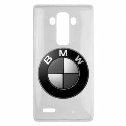 Чохол для LG G4 BMW Black & White - FatLine